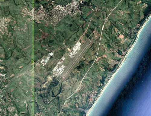 沙卡国王国际机场
