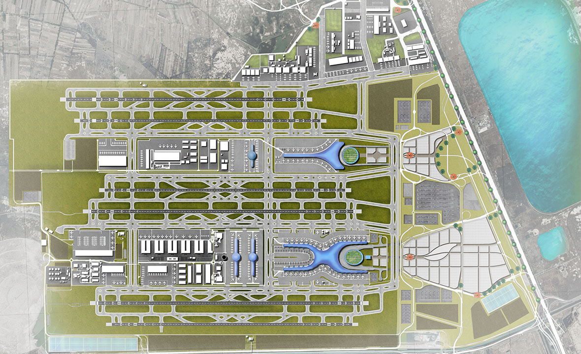 Mexico City Airport MEX