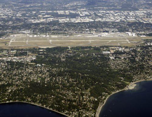 西雅图-塔科马国际机场