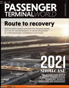 Passenger Terminal World 2021 Showcase