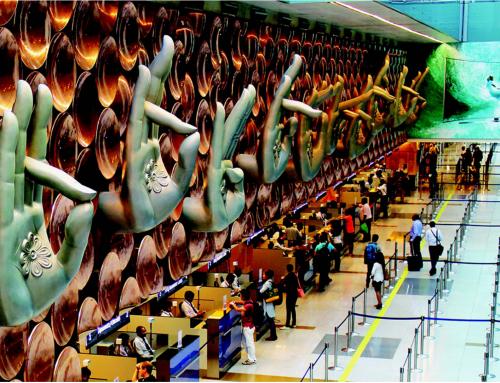 英迪拉·甘地国际机场